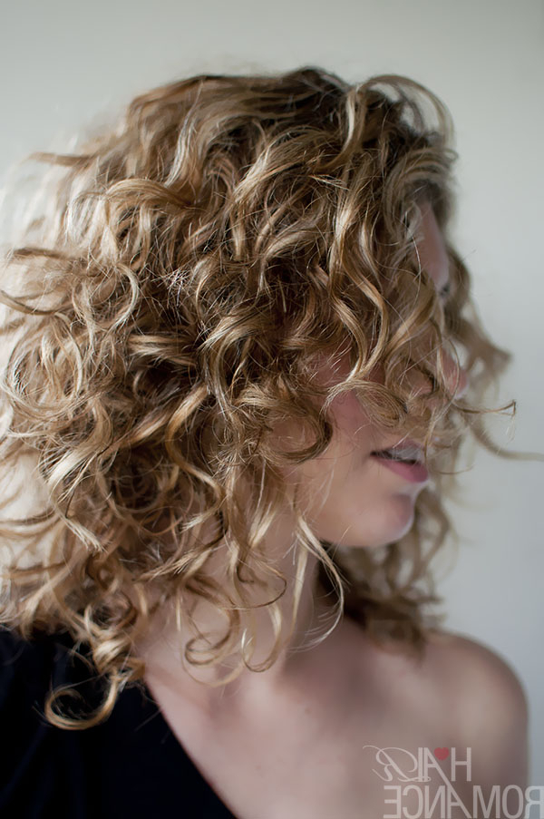 How To Get Your Curl Back – Hair Romance Regarding Destructed Messy Curly Bun Hairstyles For Wedding (View 16 of 25)