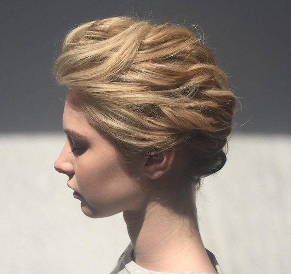 How To Wear Your Wedding Hair Up | The Luxury Spot Pertaining To Woven Updos With Tendrils For Wedding (View 20 of 25)