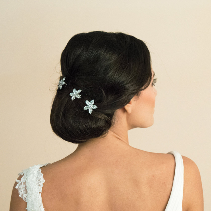 Ivory And Co Nadia Bridal Hair Swirl – Crystal Bridal Accessories Pertaining To Swirled Wedding Updos With Embellishment (View 14 of 25)