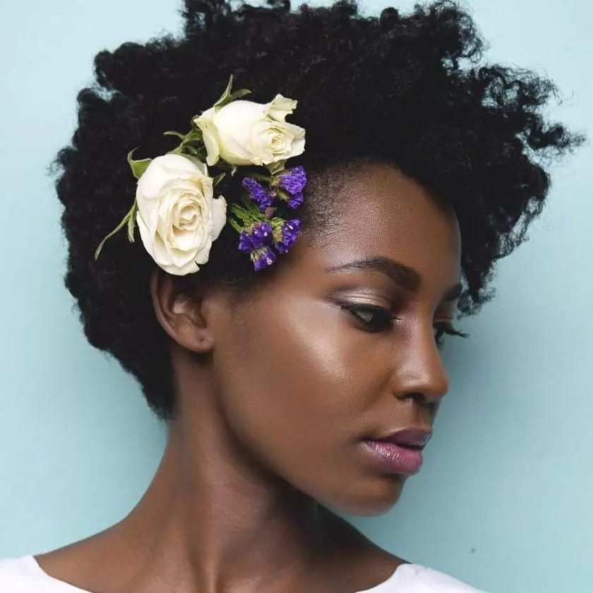 Kenyan Hairstyles For Round Faces ? Tuko.co (View 23 of 25)