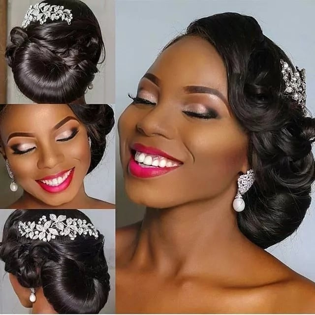 Kenyan Hairstyles For Round Faces ? Tuko.co (View 11 of 25)