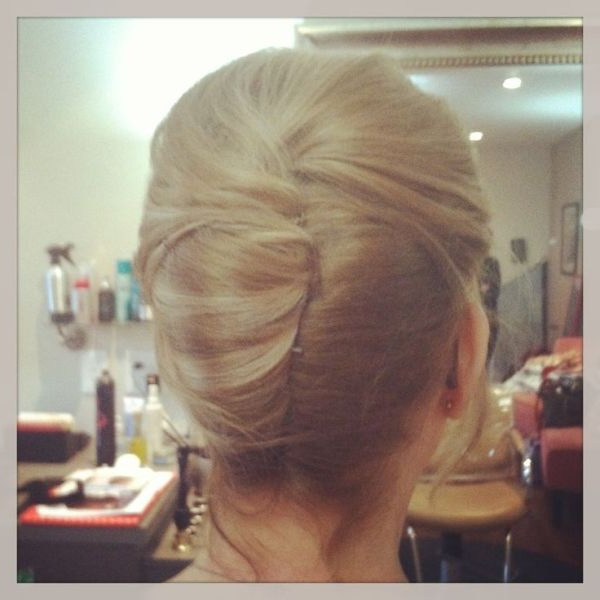 Mother Of The Bride Hairstyles, Wedding Hair, French Twist, Classic Regarding Classic Twists And Waves Bridal Hairstyles (View 14 of 25)