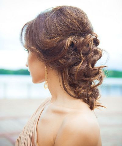 Mother Of The Bride Hairstyles | Wedding Hairstyles Throughout Twist, Curl And Tuck Hairstyles For Mother Of The Bride (View 18 of 25)