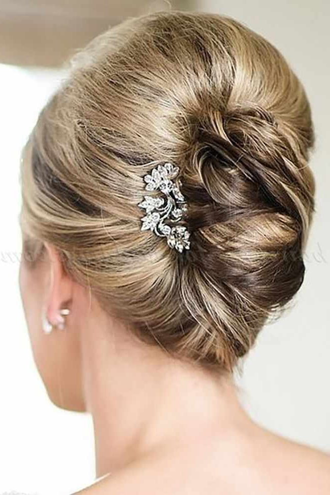 Mother Of The Groom Hairstyles Elegant Mother The Bride Hairstyles  Inside Sophisticated Mother Of The Bride Hairstyles (View 20 of 25)