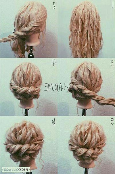 Never Knew It Was So Easy | Long Hair Hairstyles | Hair Styles, Hair with Simple And Cute Wedding Hairstyles For Long Hair