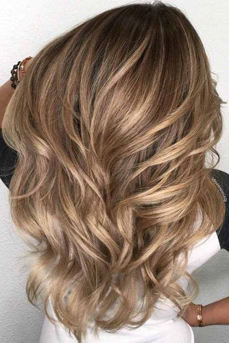 Pick A Brown Hair Color For Your Skin Tone | Beauty | Pinterest Throughout Blonde And Bubbly Hairstyles For Wedding (View 6 of 25)