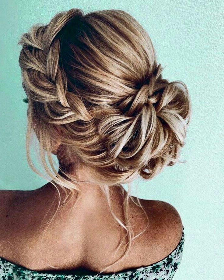 Pin Od Používate?a Flyin' Darling Na Nástenke Hair | Wedding For Darling Bridal Hairstyles With Circular Twists (View 12 of 25)