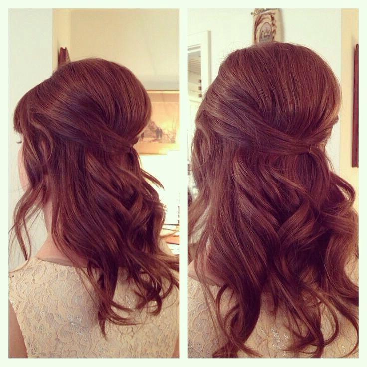 Retro Bouffant, Half Up Bridal Hair | S+S Hair | Pinterest | Hair In Bouffant Half Updo Wedding Hairstyles For Long Hair (View 9 of 25)