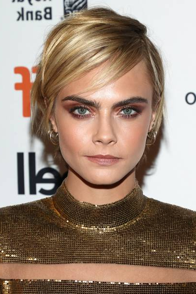 Short Hairstyles: Best Short Hair Cuts & Styles 2019   Glamour Uk Regarding Platinum Mother Of The Bride Hairstyles (View 17 of 25)