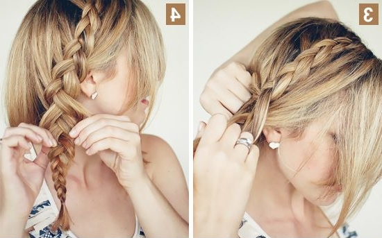 Simple Wedding Hairstyles For Shoulder Length Hair Cute Updos Regarding Simple And Cute Wedding Hairstyles For Long Hair (View 7 of 25)
