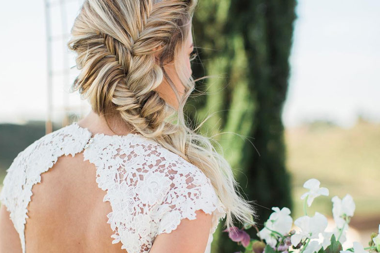 The Best Bridal Hairstyles For The Big Day – John Paul Mitchell Systems Intended For Wild Waves Bridal Hairstyles (View 23 of 25)
