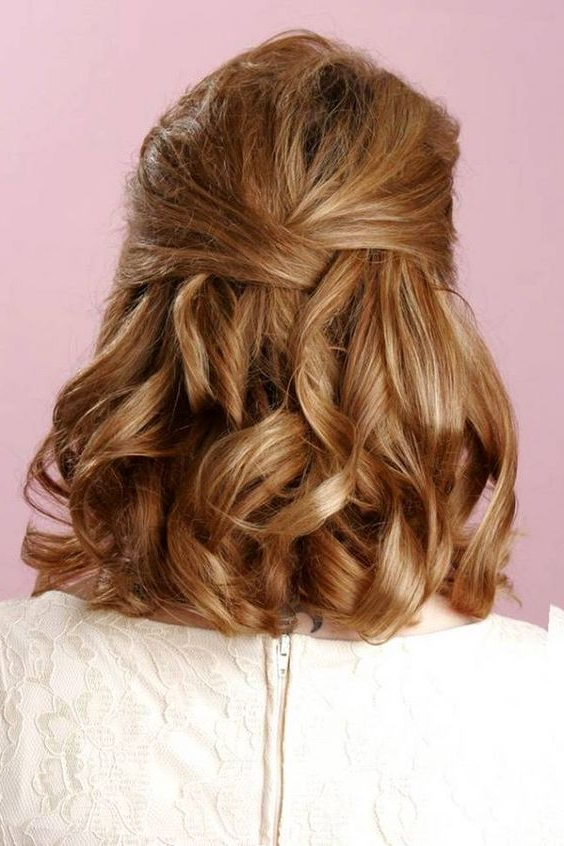 The Best Mother Of The Bride Hairstyles – Hair World Magazine Within Curly Blonde Updo Hairstyles For Mother Of The Bride (View 23 of 25)