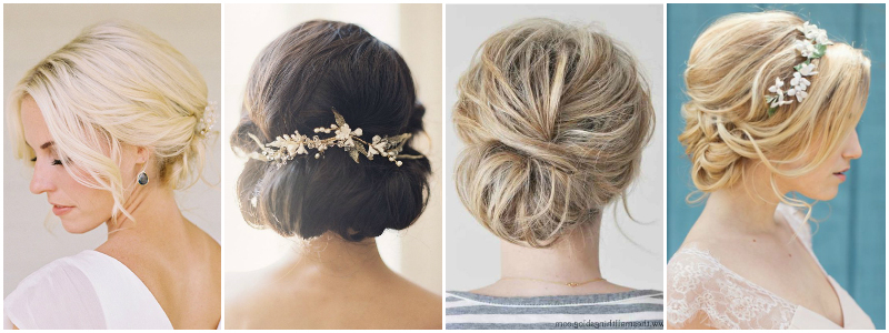 The Best Wedding Hairstyles That Will Leave A Lasting Impression Inside Short Length Hairstyles Appear Longer For Wedding (View 24 of 25)