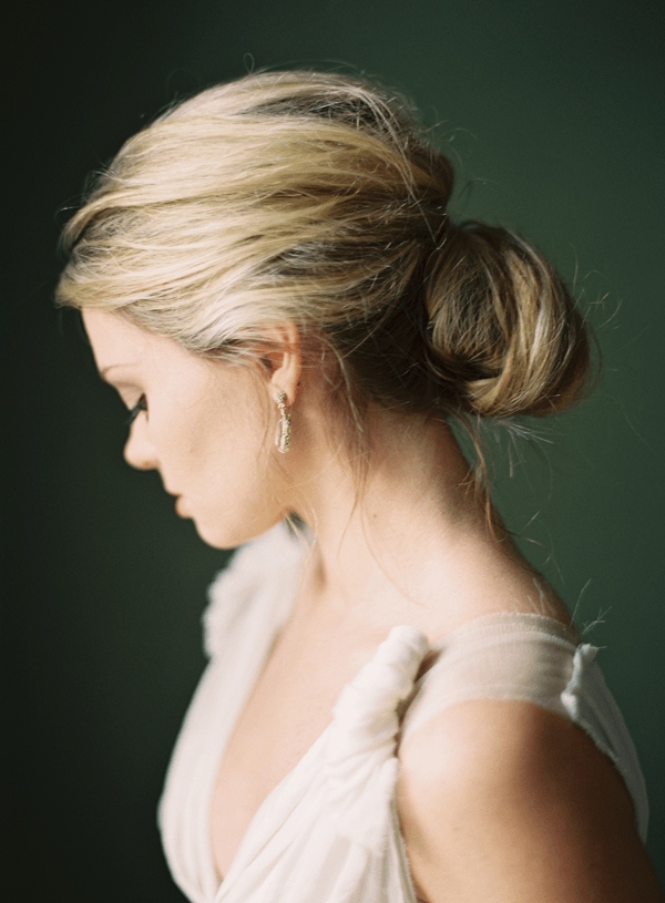 Top 20 Wedding Updos | Wedding Ideas | Oncewed With Bouffant And Chignon Bridal Updos For Long Hair (View 9 of 25)