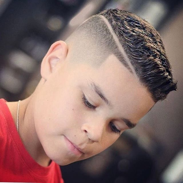 Top 25 Stand Out Side Parted Hairstyles Men And Boys With Regard To Sides Parted Wedding Hairstyles (View 25 of 25)