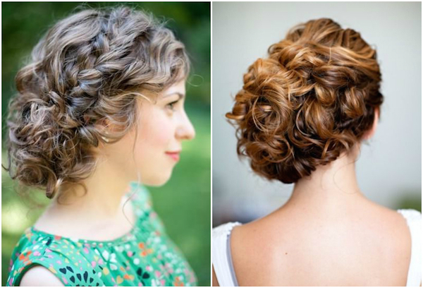 Untamed Tresses | Naturally Curly Wedding Hairstyles Within Naturally Curly Wedding Hairstyles (View 4 of 25)
