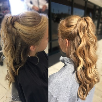Updo | Tumblr Inside Destructed Messy Curly Bun Hairstyles For Wedding (View 24 of 25)