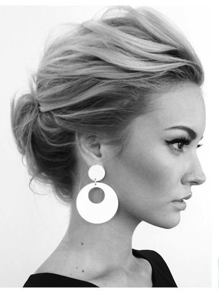 Updos For Medium Hair. Gotta Really Love This One (View 15 of 25)