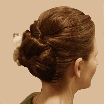 Updos Styles On B | Nyc Hair For Upswept Hairstyles For Wedding (View 23 of 25)