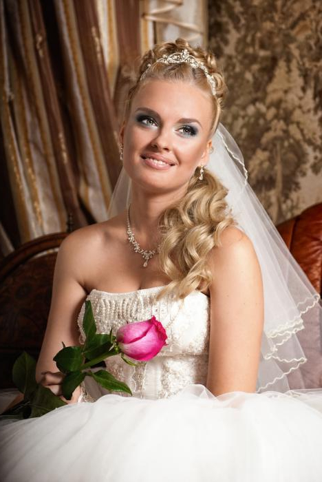 Wedding And Bridal Hair, Finding The Perfect Wedding Hairstyles Pertaining To Blonde Half Up Bridal Hairstyles With Veil (View 14 of 25)
