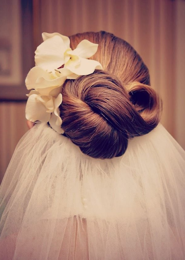 Wedding Hair Inspiration; The Infinity Knot | Its A Hairy Situation For Infinity Wedding Updos (View 6 of 25)
