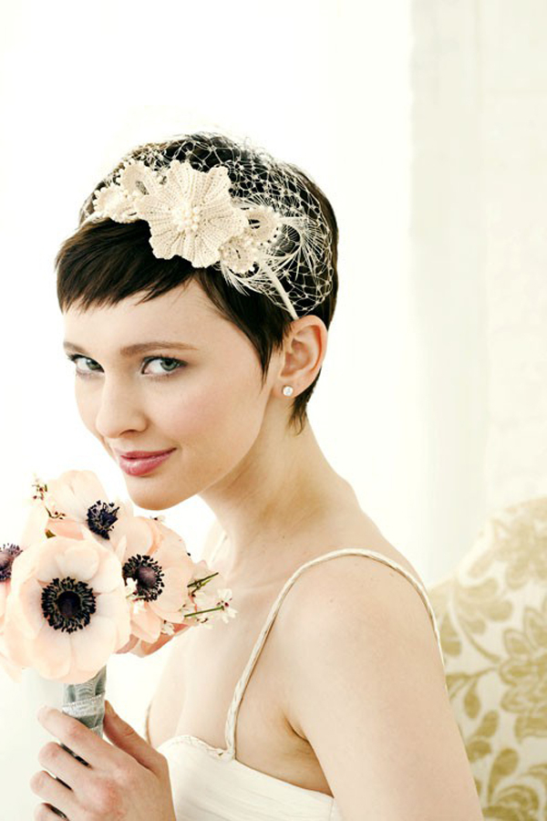 Wedding Hairstyle Ideas & Inspirations | Venuelust Throughout Short And Sweet Hairstyles For Wedding (View 11 of 25)