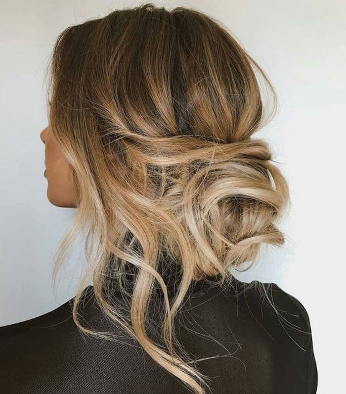 Wedding Hairstyle Messy Bun | Womens Hairstyles Throughout Messy Bun Wedding Hairstyles For Shorter Hair (View 5 of 25)