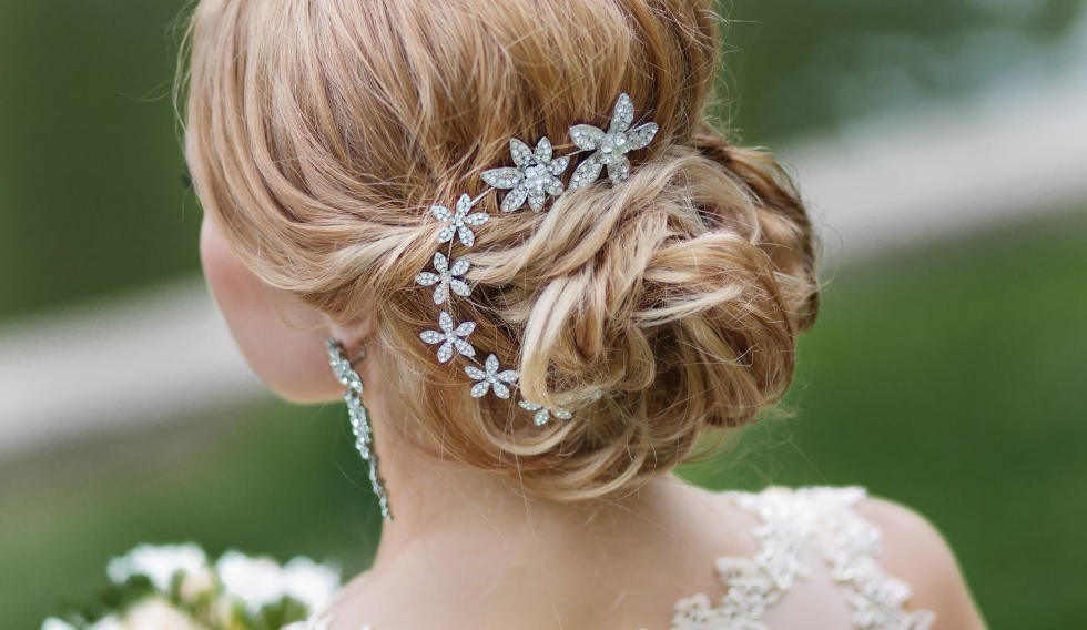 Wedding Hairstyles For Long Hair | Hirerush Blog For Wedding Low Bun Bridal Hairstyles (View 16 of 25)