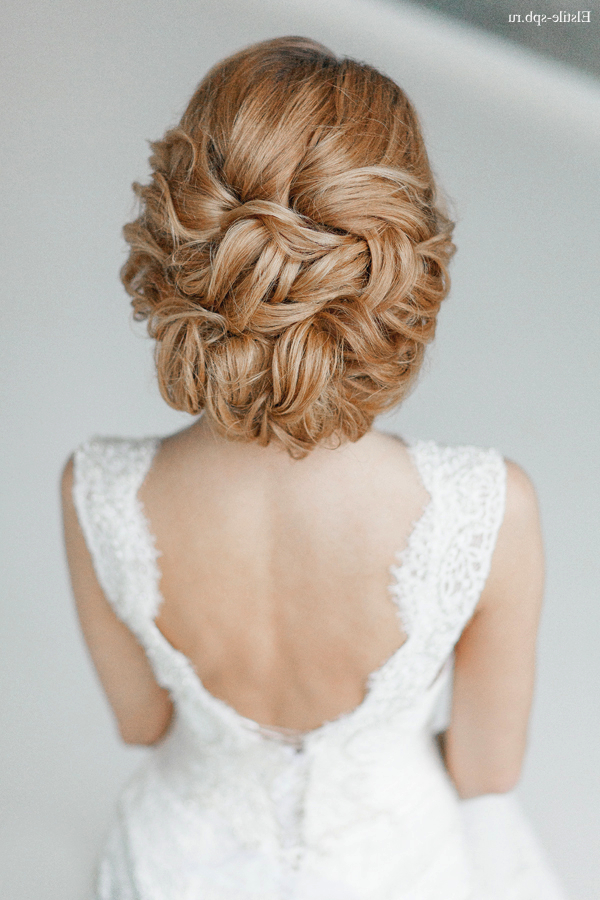 Wedding Hairstyles | Tulle & Chantilly Wedding Blog Inside White Blonde Twisted Hairdos For Wedding (View 20 of 25)