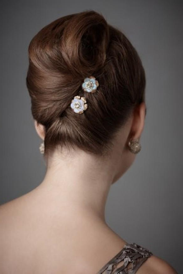 Wedding Ideas – Bun – Weddbook Within Infinity Wedding Updos (View 25 of 25)
