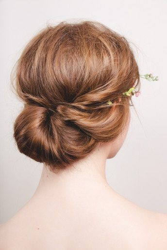 Wedding Online – Hair – Wedding Hair Tutorial: The Modern Bridal Bun Within Modern Updo Hairstyles For Wedding (View 13 of 25)