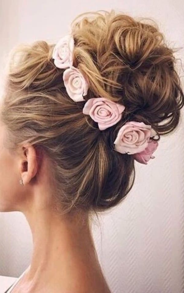 Wondering How To Do A Messy Bun? Regarding Low Messy Bun Wedding Hairstyles For Fine Hair (View 12 of 25)