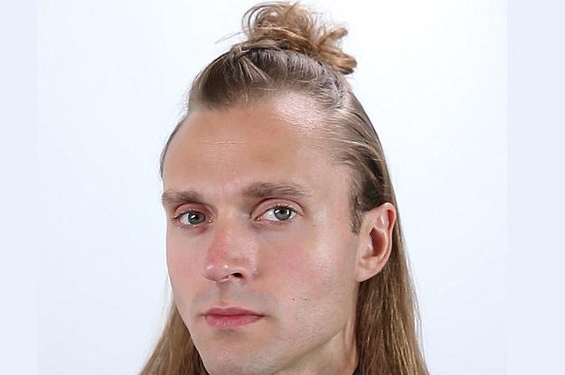 1 Man + 12 Long Hairstyles Regarding Crazy Long Hairstyles (View 17 of 25)
