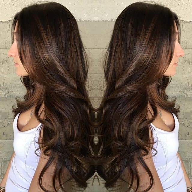 10 Amazing Ways To Style Long Brown Hair For 2019 With Long Hairstyles Brown Hair (View 4 of 25)