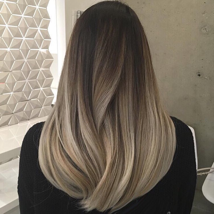 10 Balayage Ombre Long Hair Styles From Subtle To Stunning, Long Regarding Ombre Long Hairstyles (View 8 of 25)