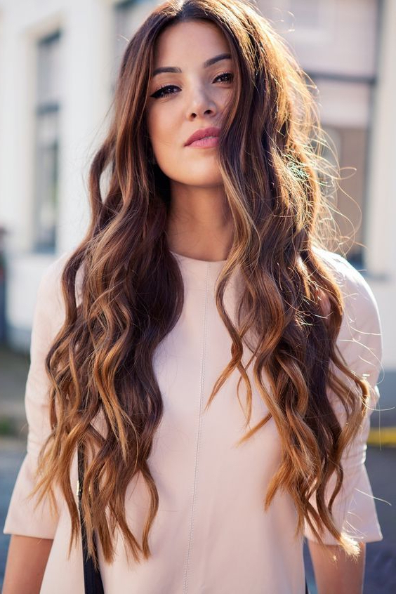 10+ Beach Wave Long Hairstyles – Long Hairstyle – Beautiful With Long Hairstyles Beach Waves (View 12 of 25)