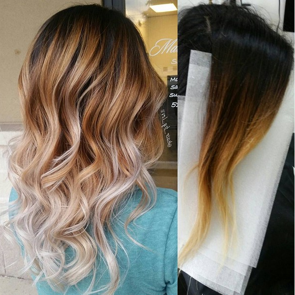 10 Beautiful Balayage Highlight Ideas – Popular Haircuts Intended For Curly Golden Brown Balayage Long Hairstyles (View 4 of 25)