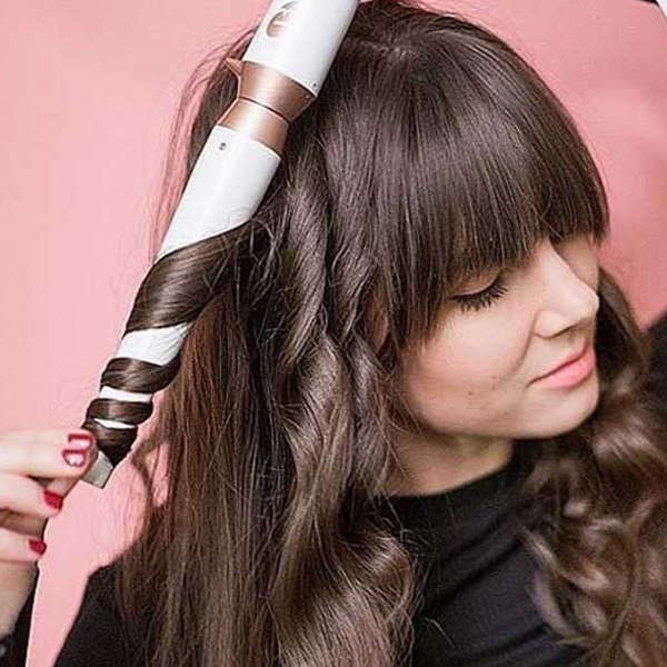 10 Best Curling Wands | Rank & Style Regarding Curlers For Long Hair Thick Hair (View 14 of 25)