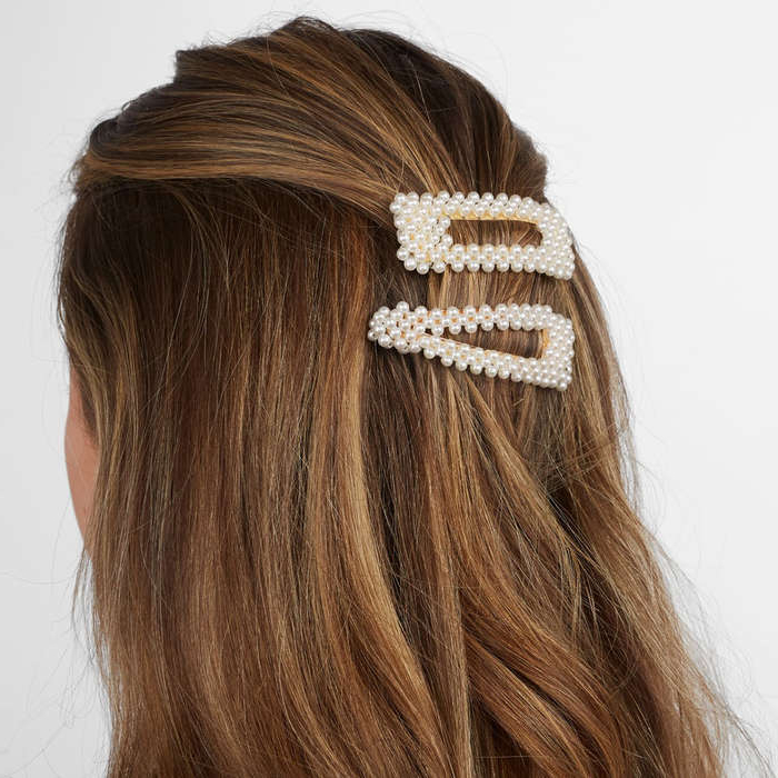 10 Best Hair Accessories Trends | Rank & Style Throughout Hair Clips For Thick Long Hairstyles (View 7 of 25)