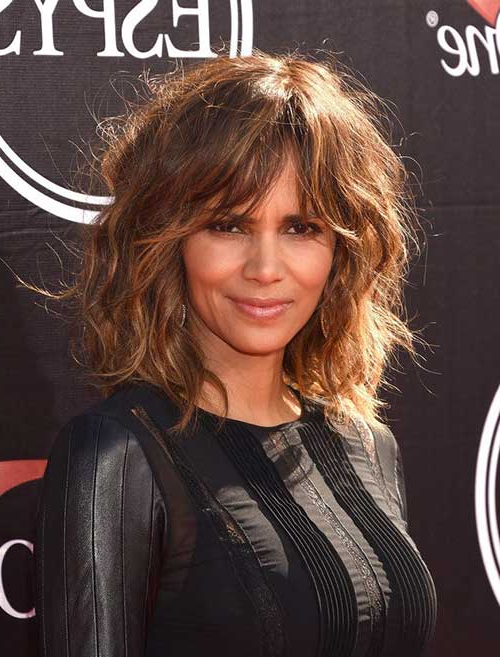 10 Best Halle Berry Bob Haircuts | Bob Hairstyles 2018 – Short Throughout Halle Berry Long Hairstyles (View 18 of 25)