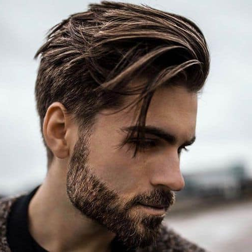 10 Best Long Haircuts With Shaved Sides All Men Need To See For Long Haircuts With Shaved Side (View 2 of 25)