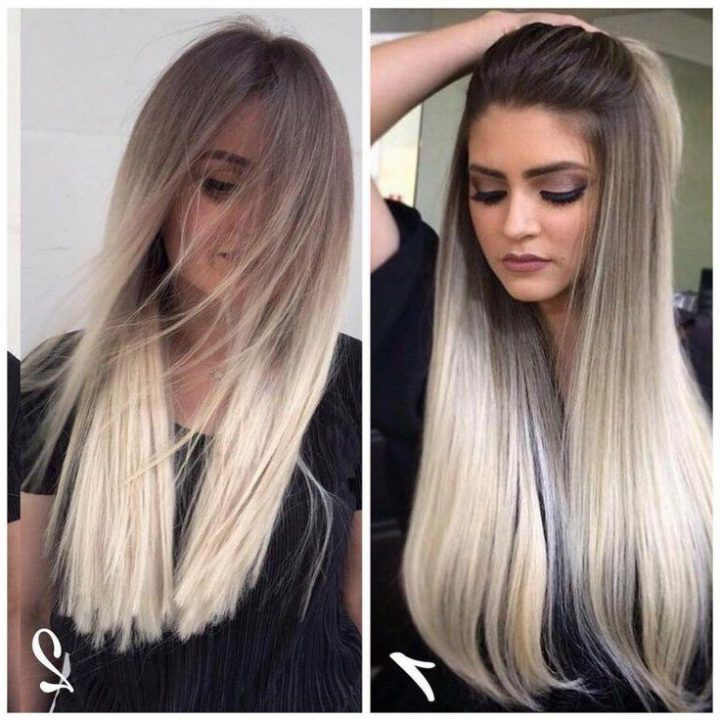 10 Best Long Hairstyles With Straight Hair, Women Long Haircuts 2018 Within Long Hairstyles For Straight Hair (View 2 of 25)