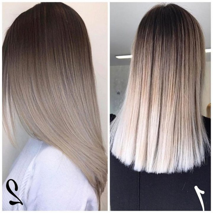 10 Best Long Hairstyles With Straight Hair, Women Long Haircuts 2019 Pertaining To Long Hairstyles Straight (View 10 of 25)