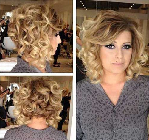 10 Best Short Thick Curly Hairstyles Regarding Long Haircuts For Thick Curly Hair (View 15 of 25)