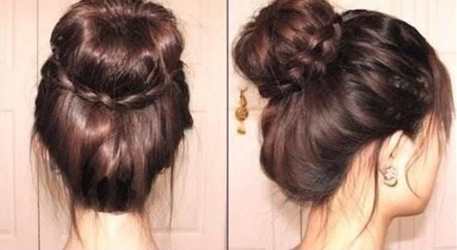 10 Best Updo Hairstyles   Hairstyles Populers Within Jewelled Basket Weave Prom Updos (View 13 of 25)