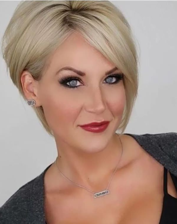 10+ Bob Hairstyles Short One Side Long Other – Bob Hairstyle Intended For One Side Short One Side Long Hairstyles (View 16 of 25)