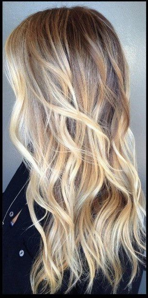 10 Bombshell Blonde Highlights On Brown Hair | Hair | Hair Styles For Long Hairstyles With Blonde Highlights (View 18 of 25)