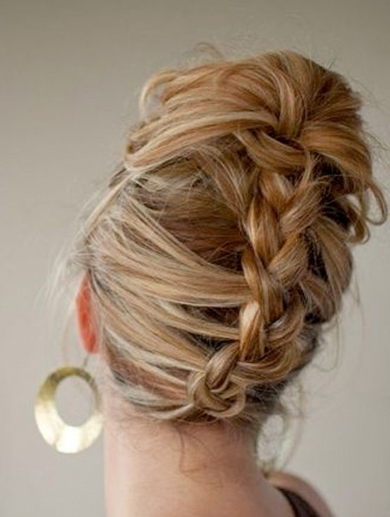 10 Braided Hairstyles For Prom | Proximity Salon Musts | Hair Styles Pertaining To Blooming French Braid Prom Hairstyles (View 3 of 25)