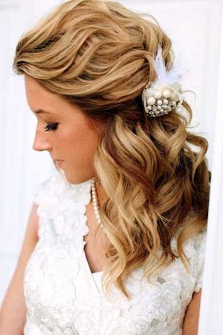 10 Bridal Hairstyle Ideas For Fine Hair – Hair World Magazine With Regard To Wedding Updos For Long Thin Hair (View 6 of 25)