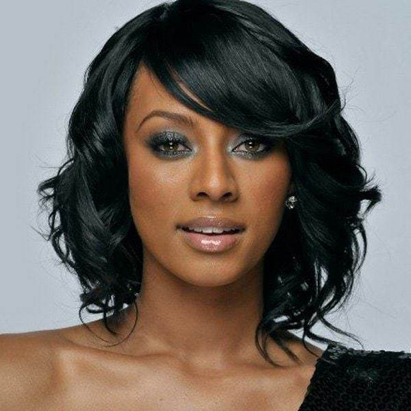 10 Classy Layered Bob Hairstyles For Black Women [2019] For Long Layered Black Hairstyles (View 25 of 25)